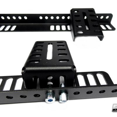 Bucket Seat Base Mount Brackets