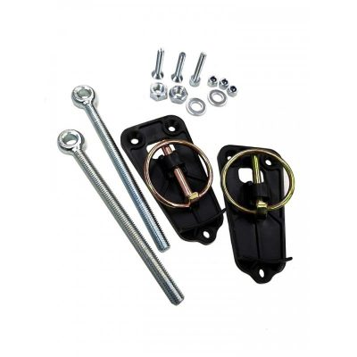 Bonnet Pins Set