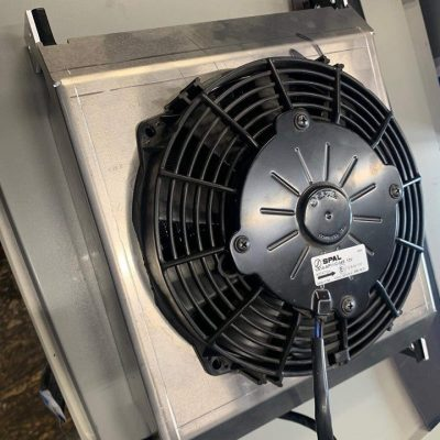 Oil Cooler Fan Shroud 200mm